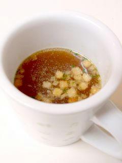 コンソメスープ♪