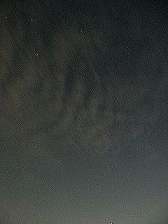 11月5日朝5時ごろの空02