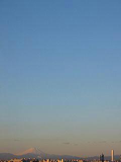 1月3日朝7時ごろの空03