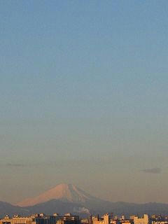 1月3日朝7時ごろの空04