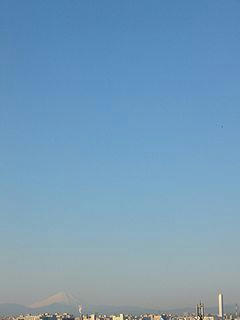 1月6日朝8時ごろの空03