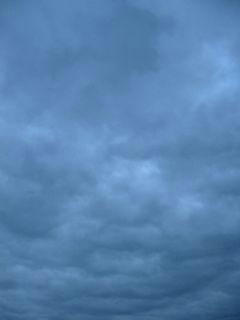 1月14日朝6時40分ごろの空01