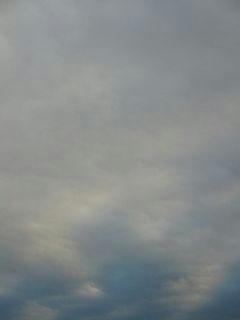 1月17日朝7時半ごろの空01