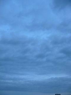 2月2日朝6時半ごろの空02