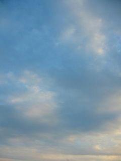2月7日朝7時ごろの空01