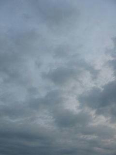 2月9日朝7時ごろの空01