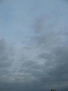 2月9日朝7時ごろの空02