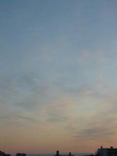 2月11日朝6時半ごろの空02