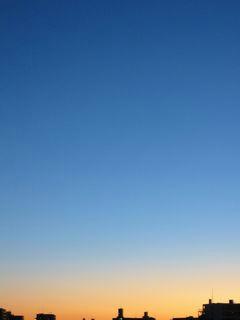 2月14日朝6時ごろの空02
