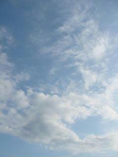 3月2日朝8時ごろの空01