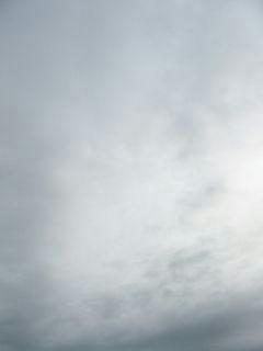 4月19日朝7時半ごろの空01