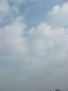 4月29日朝8時10分ごろの空02