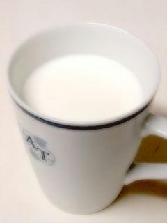 ハチミツミルク