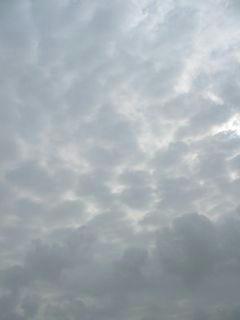 6月5日朝7時40分ごろの空