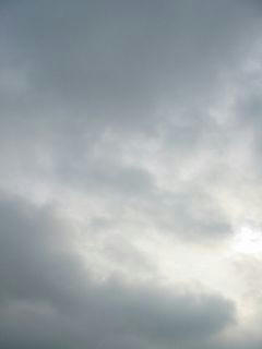6月19日朝6時50分ごろの空01