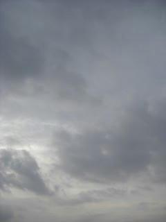 7月7日18時ごろの空