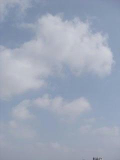 8月3日朝8時20分ごろの空02