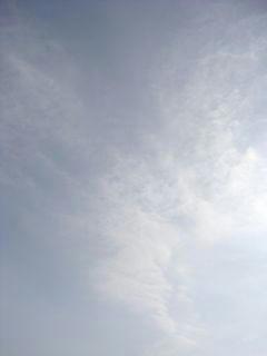 8月16日朝7時半ごろの空01