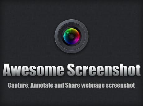 Awesome Screenshot PC初心者でも簡単に画面を画像化できるフリーソフトは【Awesome Screenshot】!