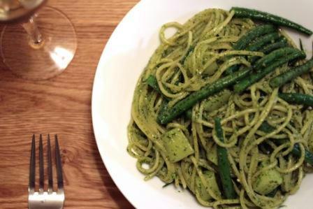 スパゲティー・ジェノベーゼ