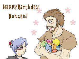 ダンカン誕生日