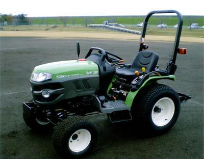 スポーツ・トラクターのイメージ画像