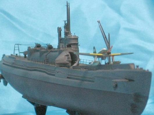 A requiem 伊号第四〇一潜水艦