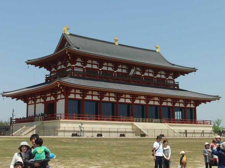 奈良 大極殿