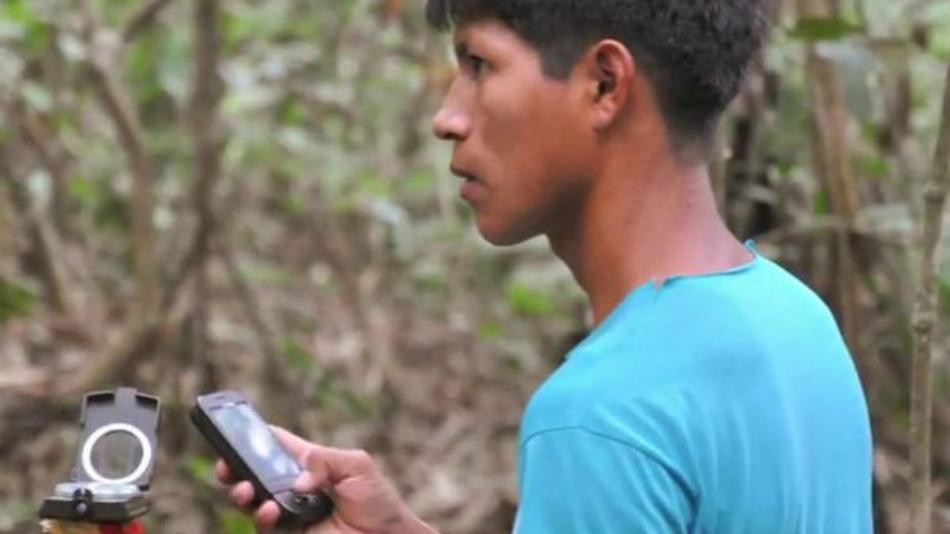 Android Phones Help Brazilian Tribe Save Amazon Rainforest