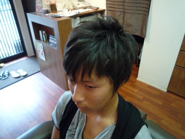中学生女子髪型カタログ|P1110143.JPG|髪型