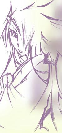 筆で描きたい。