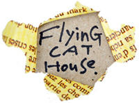 FlyinG CAT HouSe.