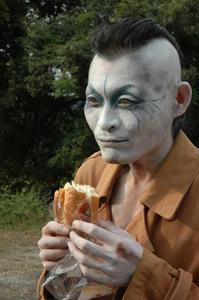 『鬼姫』オフショット 画像
