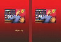 Angel Dog - 天使犬(色鉛筆画) - 「酒場にて」