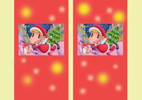 クリスマスイラスト - 「キッズ・サンタクロース」
