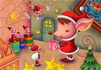 玩具達のクリスマスイヴ