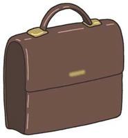ビジネスバッグのシンプルイメージ