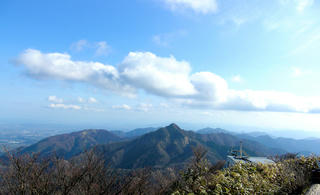 素晴らしい山々