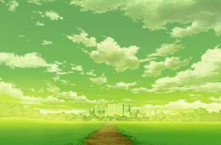 黄昏のビギン_空_雲