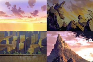夕景色の特徴2