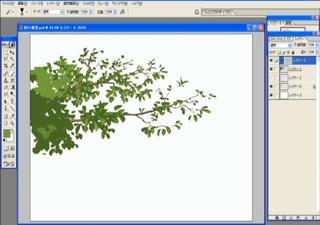 講座 木の描き方