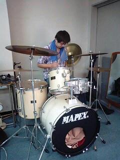 ドラム島田