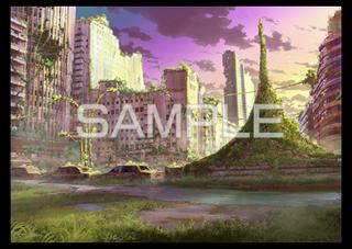 名古屋 デジタル背景