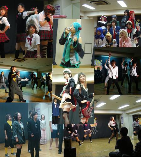 学院祭 名古屋校 声優 舞台