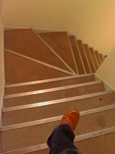 みんながイラッとした階段