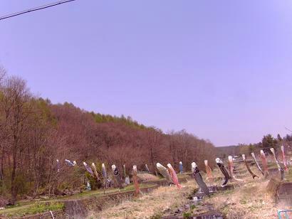 富士見町立沢の立場川(たつばがわ)