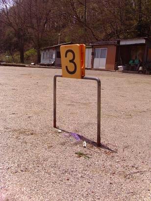 1番、第3ゲート通過~、第3ゲート通過~
