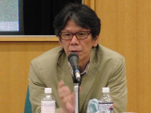 西村幸祐氏