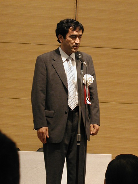 世界ウイグル会議日本代表イリハム・マハムティ氏