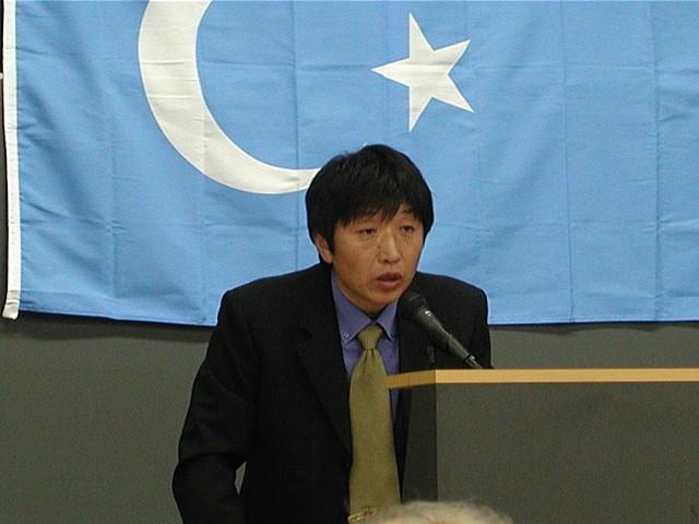 モンゴル自由連盟党幹事長オノホルド・ダイチン氏